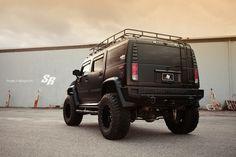 Hummer H2 Magnum by SR Auto