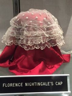 Florence Nightingale's Nursing Cap (Westerly) - 2020 All You Need to Know BEFORE You Go (with Photos) - Tripadvisor Nursing Angel, Professional Nurse, Florence Nightingale, Vintage Nurse, Nurse Stuff, Fashion Vintage, Nurses, Caps Hats, Trip Advisor