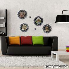 Kör alakú képkeret falmatrica virágokkal (602) Throw Pillows, Bed, Home, Toss Pillows, Stream Bed, Decorative Pillows, Decor Pillows, Beds, Scatter Cushions