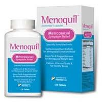 Menoquil contains a blend of all-natural herbal extracts that help menopausal women to deal with the side effects of menopause.