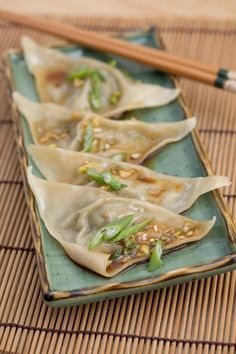 zen temple dumplings