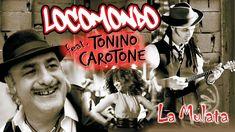 Locomondo & Tonino Carotone - La Mulata - Official Video Clip Music Songs, Music Videos, English Translation, Me Me Me Song, Music Publishing, Good Music, Itunes, Youtube, It Hurts