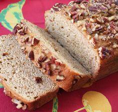 Sweet Potato Bread optional add: nuts,raisens, cranberries, apricots, or etc.