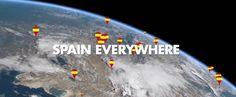 Anuncio de la marca España: Spain Everywhere, España en todo el mundo