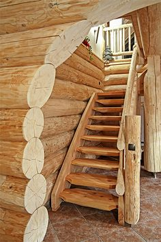 160 best great stairs images in 2019 log homes cottage stairs rh pinterest com