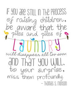 {Domestic Mess}: Free Printables Love. Might need to frame this for our laundry room instead.