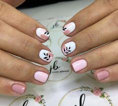Gel Nails, Shellac, Short Nails, Hair And Nails, Nail Designs, Nail Art, Makeup, Pink Nail, Beauty