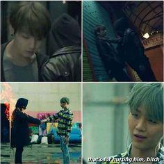 I JUST SCEAMED SO LOUD RN.. THIS IS SO AJHHFHSHBSHX SO MUCH FEELINGS SUGAKOOKIE IS OMG I DONT WANNA _ feelz ❤❤ #BTS #방탄소년단