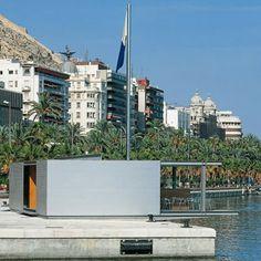 1000A: Javier Garcia Solera, C: Alicante, D: 2000, N:Pabellónde servicios en el puerto de Alicante, P: Spain, R: 1000, T: pavilion, T: leisure,