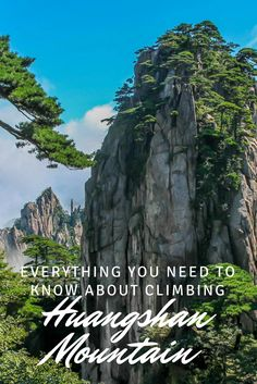 Climbing Huangshan mountain is complicated. Here I've compiled everything from my trip including how to get there, where to stay, and which route to take.