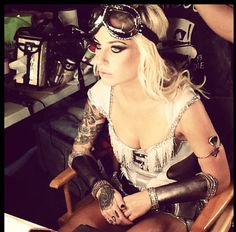 """Gin Wigmore (Real name: Virginia Claire Wigmore, born 6 June 1986) is a New Zealand singer-songwriter. She released her first album, Holy Smoke, in 2009, and her second, Gravel & Wine, in 2011. In 2009, she featured on the Smashproof single, """"Brother""""."""
