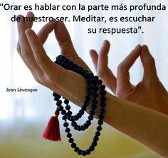 Jean Lévesque #espiritualidad