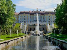 Catherine Palace, St Petersburg