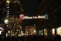 Duitsland // Dusseldorf // Weekendje weg: Kerstmarkt Dusseldorf // Ohmyfoodness // Dec 10 2014