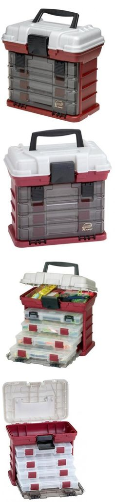 Tackle Boxes and Bags 22696: Plano 1354 4-By Rack System 3500 Size Tackle Box -> BUY IT NOW ONLY: $34.25 on eBay!