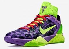 Nike Kobe 7 Unleashed