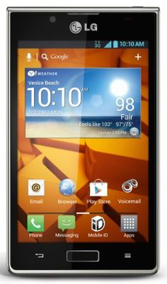 Shop Boost Mobile LG Venice No-Contract Cell Phone Black at Best Buy. Find low everyday prices and buy online for delivery or in-store pick-up. Mobile Review, Mobile App, Mobile Phones, Google Weather, Cell Phone Contract, Prepaid Phones, Phones For Sale, Newest Cell Phones, Unlocked Phones