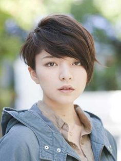 2013 New Short Hair Styles | 2013 Short Haircut for Women