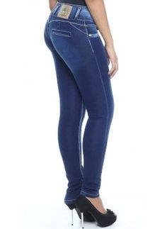 Jeans push-up jegging brasiliani Sawary cod. 233115