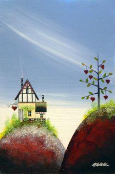 gary walton artwork  | ... from gary walton see gary painting live at evergreen art cafe
