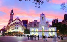 """Top sights to see while visiting Buenos Aires Argentina. From historic buildings to monuments, there is plenty to see in this """" good air"""" city Best Travel Deals, Vacation Deals, Cheap Places To Travel, Places To Go, Dental Cremer, Resorts, Argentina Travel, Visit Argentina, On The Road Again"""