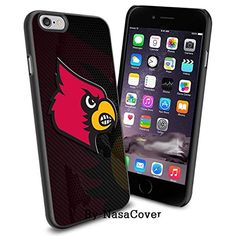 (Available for iPhone 4,4s,5,5s,6,6Plus) NCAA University sport Louisville Cardinals , Cool iPhone 4 5 or 6 Smartphone Case Cover Collector iPhone TPU Rubber Case Black [By Lucky9Cover] Lucky9Cover http://www.amazon.com/dp/B0173BTBT4/ref=cm_sw_r_pi_dp_7U4mwb1G5GW2K