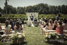Bodas Romeos y Julietas  Boda Hippie - Chic Wedding designer www.romeosyjulietas.es