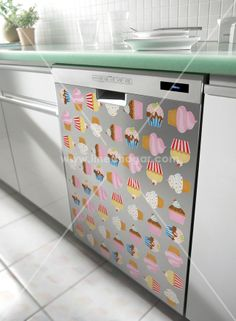 www.lineahogar.com MY WAY INOX CUPCAKE ALUMINUM ADHESIVE FOIL. BY LINEA HOGAR DECO. HOME DECOR. CUSTOMIZE YOUR KITCHEN.