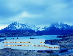 Galería de Hotel Explora en Patagonia / Germán del Sol + José Cruz - 1