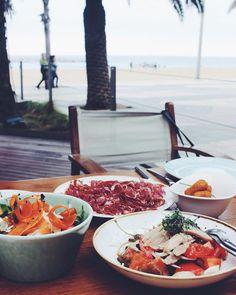 "Belen Hostalet Tribaldos on Instagram: ""It's mami's bday and we are celebrating it #spanishfood at #bestialrestaurante @grupotragaluz #barcelona"""