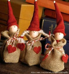 gnomes crafts ideas & gnomes crafts ` gnomes crafts free pattern ` gnomes crafts how to make ` gnomes crafts diy ` gnomes crafts wood ` gnomes crafts garden ` gnomes crafts ideas ` gnomes crafts for kids Burlap Christmas, Christmas Gnome, Christmas Sewing, Christmas Makes, Christmas Art, Christmas Projects, Handmade Christmas, Christmas Holidays, Christmas Favors
