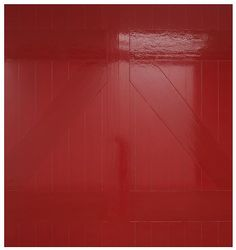 Gary Hume, 1962, Garage-door, enamel on aluminum, 1999