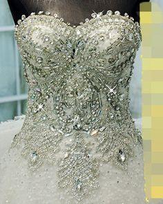 Blinged Out Wedding Dresses Ad Wedding Dress USA Michigan