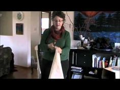 Breaking Down One Yard of Wool for Dyeing (with Wanda Kerr)