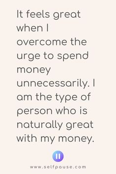 Enjoy this list of the top debt elimination affirmations to help you focus on your money goals and get out of debt. Visit Selfpause for more affirmations. Wealth Affirmations, Positive Affirmations, Positive Quotes, Think And Grow Rich, Get Out Of Debt, Focus On Yourself, Debt Free, Me Time, Getting Out