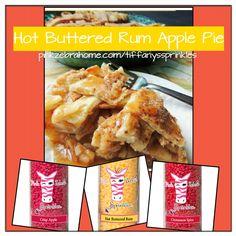 Housewarming Gift Hot Buttered Rum Pumpkin Apple Bourbon Scented Melts Soy Wax Melts Peppermint Fluff