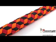 Triaxial Weave | Swiss Paracord