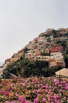 Positano village, Amalfi Coast (Costiera Amalfitana), Campania, Italy