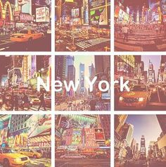 New York state of mind #collage #NYC