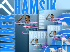 Wallpapers Marek Hamsik Gratis
