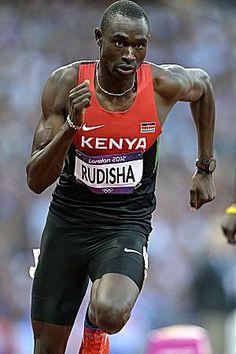 David Rudisha - Kenya