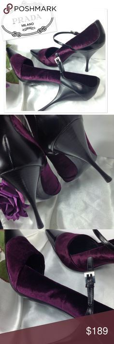 """🆕 P R A D A. Heels 🆕 P R A D A. Heels 