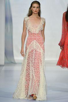 Luisa Beccaria | Milan Fashion Week | Spring Summer 2013-2014 | Bridal Inspiration