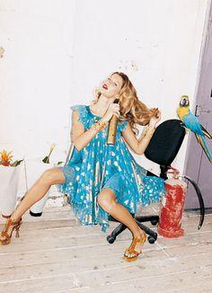 Gisele Bundchen: Hothouse Flower - gisele juergen teller june 2005