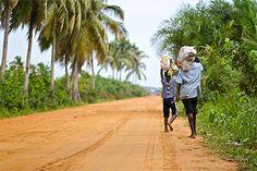 Route des Esclaves, Benin