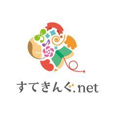 すてきんぐ.net ロゴマーク - hirosukenamikawa