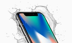 Meet the new iPhone X | Preppy Wallpapers