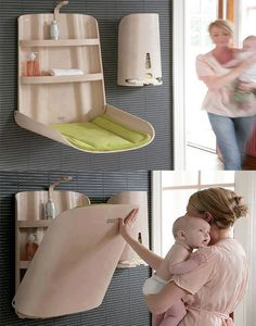 Ideas for creative furniture design small spaces Tiny House Furniture, Space Saving Furniture, Furniture For Small Spaces, Baby Furniture, Cheap Furniture, Luxury Furniture, Furniture Design, Furniture Outlet, Furniture Stores