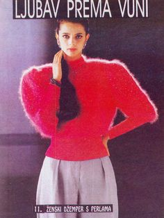 love for wool, women sweater with pearls