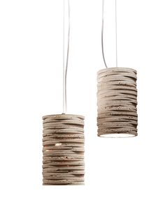 Strato Suspension lamp design by Raffaello Galiotto Marmi Serafini